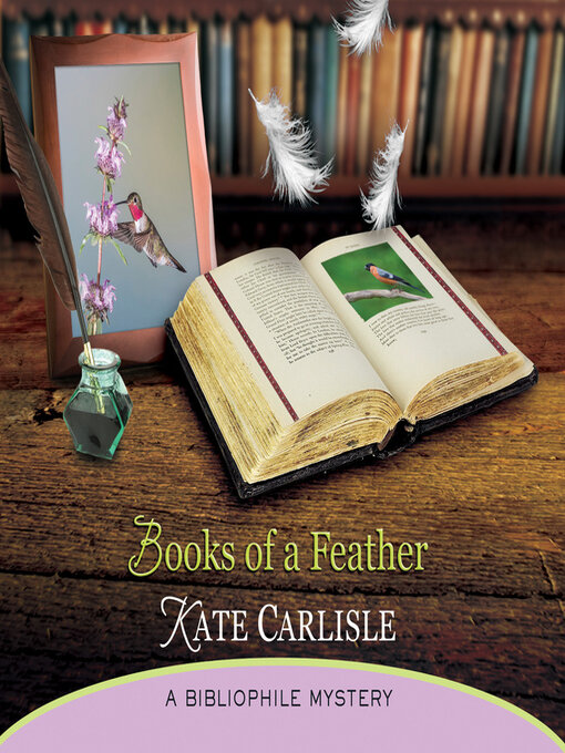 Title details for Books of a Feather by Kate Carlisle - Wait list