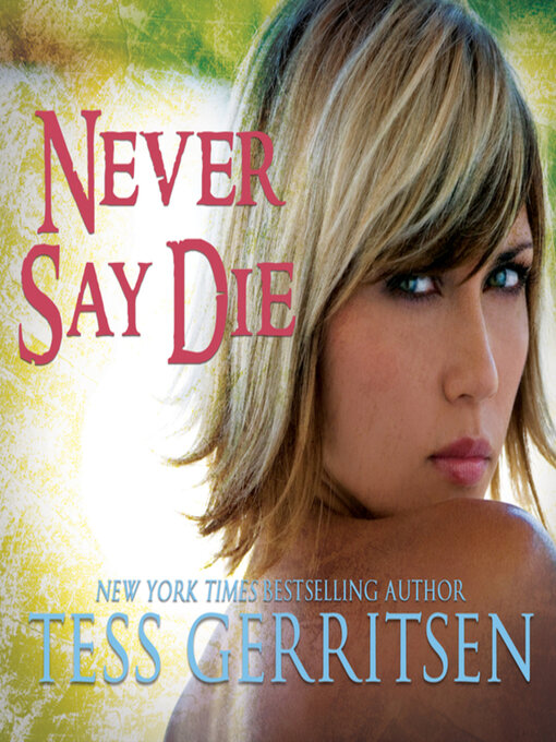 Cover of Never Say Die