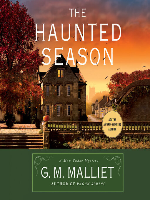 Cover of The Haunted Season