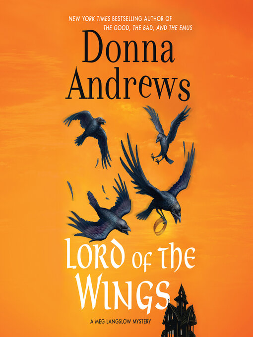 Title details for Lord of the Wings by Donna Andrews - Wait list
