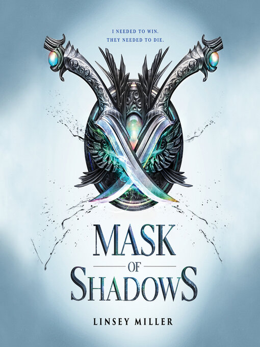 Cover of Mask of Shadows