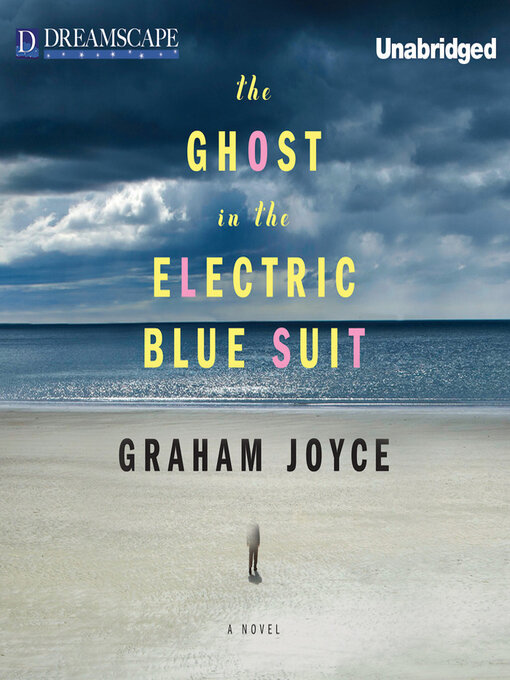 Cover of The Ghost in the Electric Blue Suit