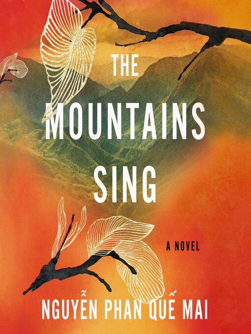 Cover image for book: The Mountains Sing