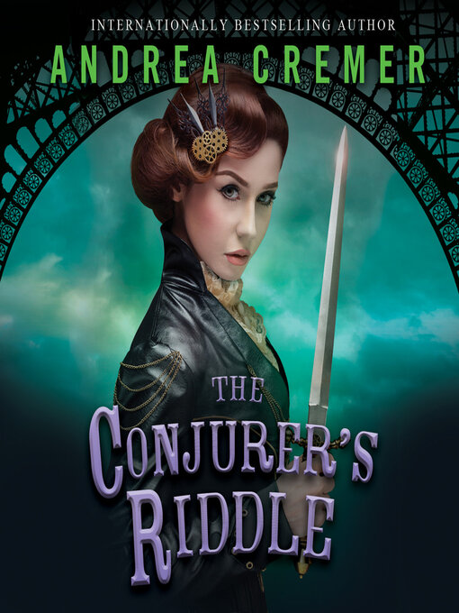 Cover of The Conjurer's Riddle