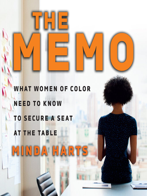 Title details for The Memo by Minda Harts - Wait list