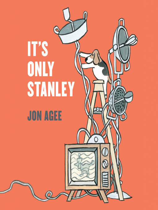 Cover of It's Only Stanley