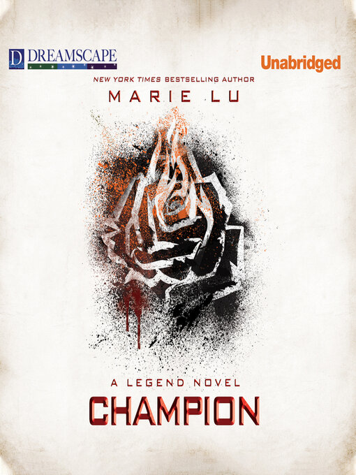 Title details for Champion by Marie Lu - Available