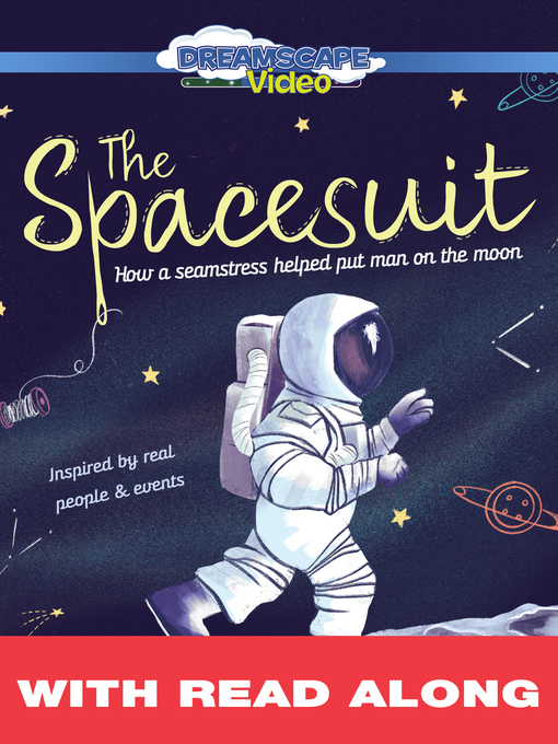 Title details for The Spacesuit by Andy T. Jones - Wait list