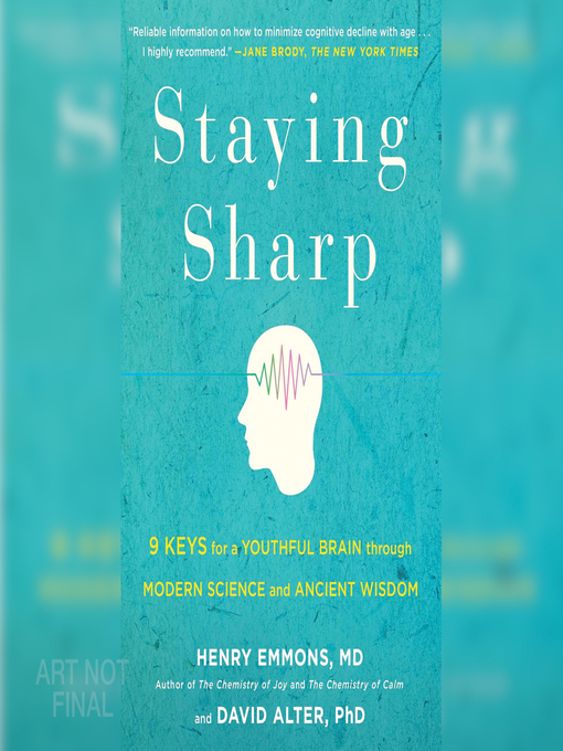 Cover of Staying Sharp