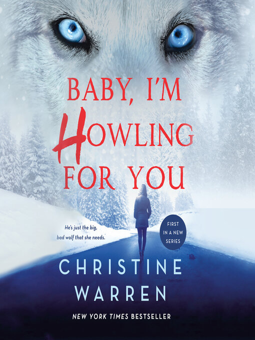 Cover of Baby, I'm Howling For You