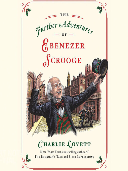 Title details for The Further Adventures of Ebenezer Scrooge by Charlie Lovett - Available