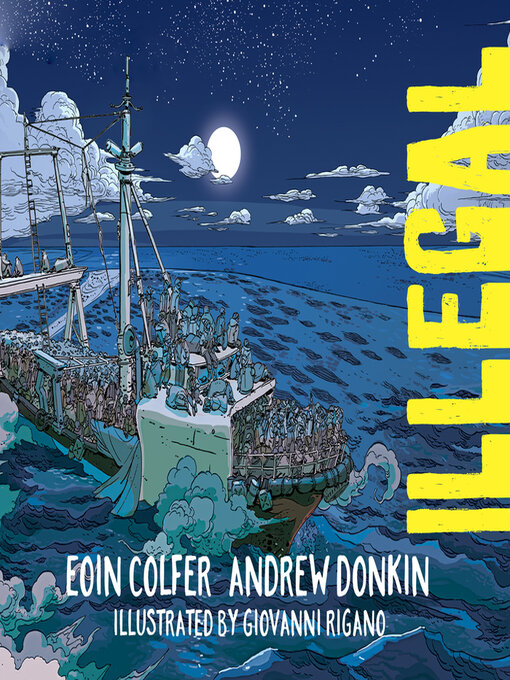 Title details for Illegal by Eoin Colfer - Available