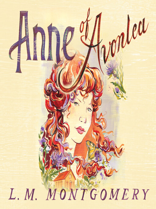 Cover image for book: Anne of Avonlea