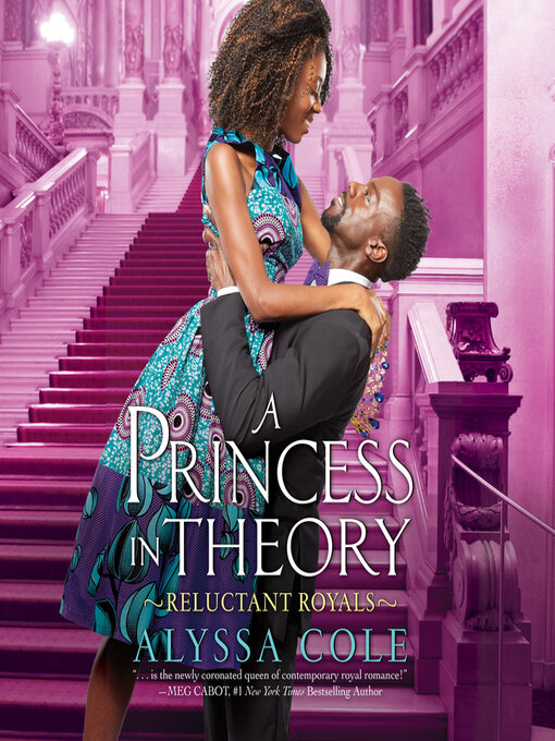 Title details for A Princess in Theory by Alyssa Cole - Available