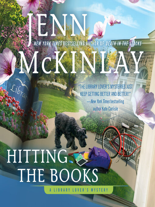 Title details for Hitting the Books by Jenn McKinlay - Wait list