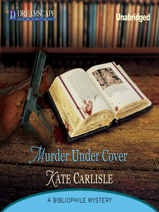 Title details for Murder Under Cover by Kate Carlisle - Wait list