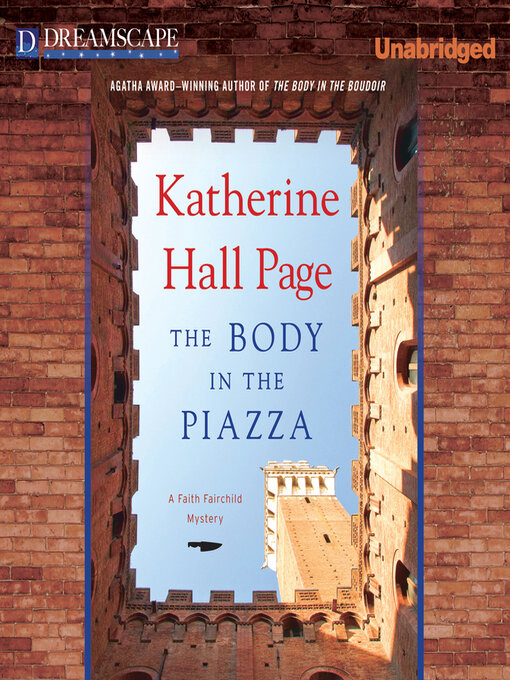Title details for The Body in the Piazza by Katherine Hall Page - Available