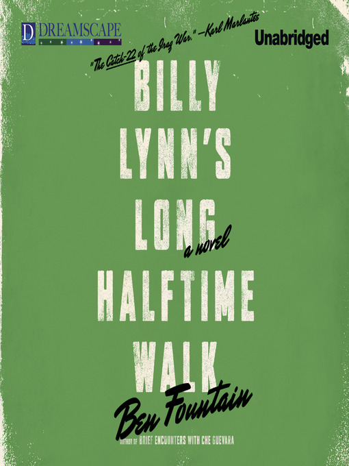 Title details for Billy Lynn's Long Halftime Walk by Ben Fountain - Wait list