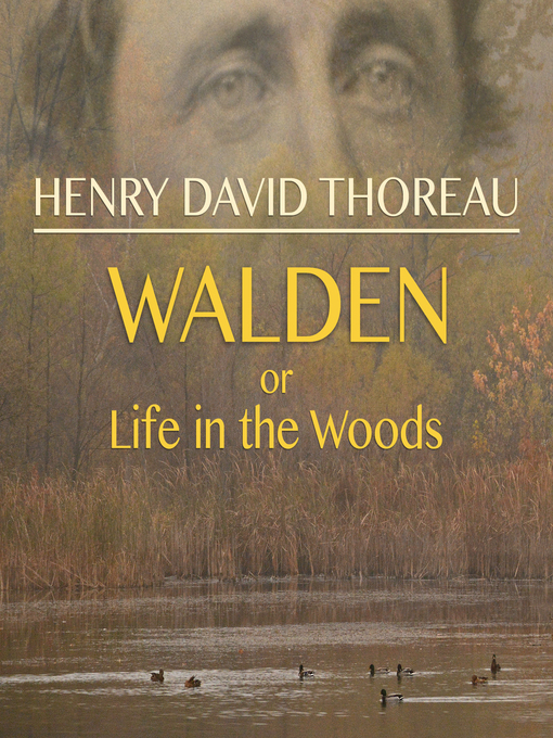 the features of transcendentalism in henry david thoreaus walden When i wrote the following pages, or rather the bulk of them, i lived alone, in the woods, a mile from any neighbor, in a house which i had built myself, on the shore of walden pond, in concord, massachusetts, and earned my living by the labor of my hands only.