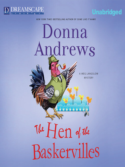 Title details for The Hen of the Baskervilles by Donna Andrews - Wait list