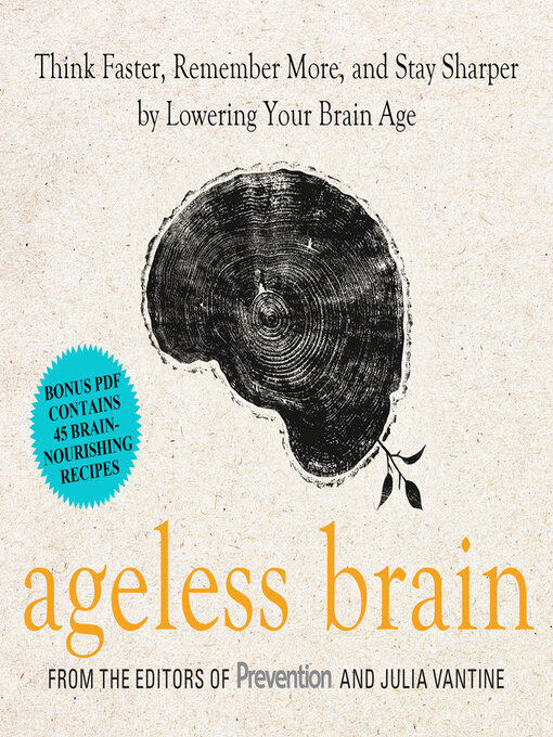 Title details for Ageless Brain by Julia VanTine - Available