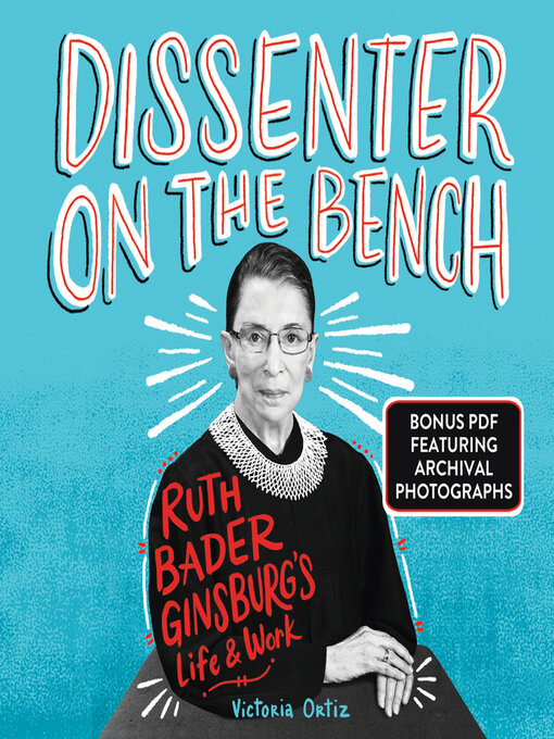 Cover of Dissenter on the Bench