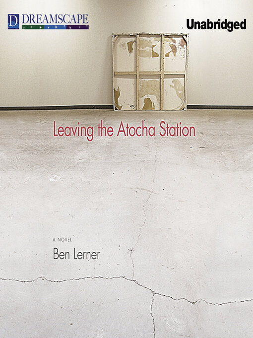 Cover of Leaving the Atocha Station