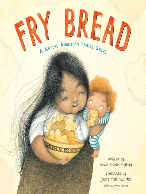 Title details for Fry Bread by Kevin Noble Maillard - Available