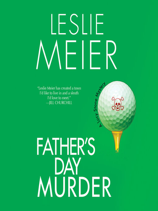 Cover of Father's Day Murder