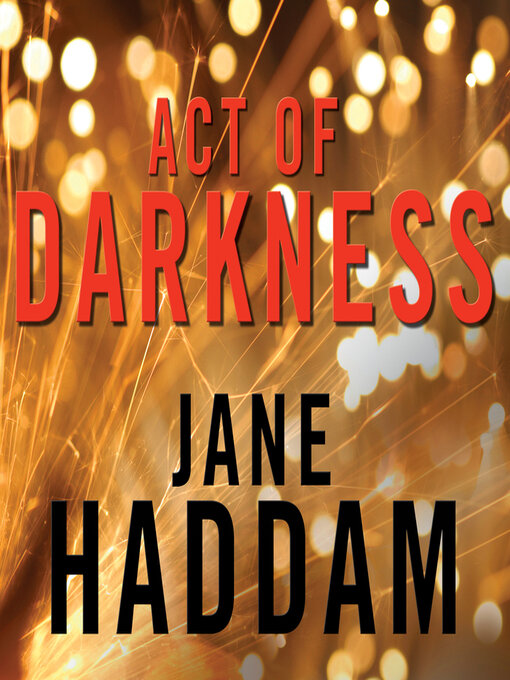 Title details for Act of Darkness by Jane Haddam - Available