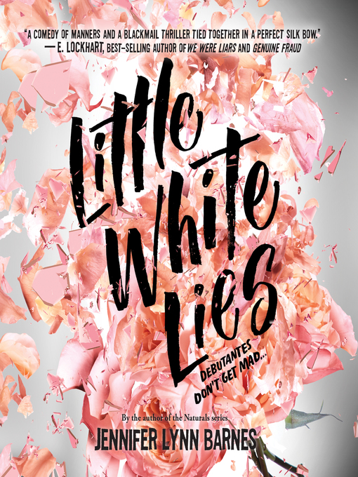 Title details for Little White Lies by Jennifer Lynn Barnes - Available