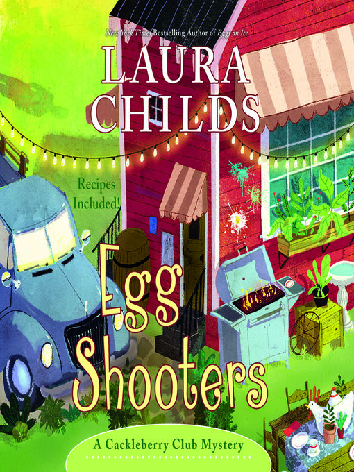 Title details for Egg Shooters by Laura Childs - Wait list