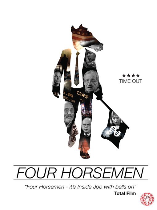 Title details for Four Horsemen by Ross Ashcroft - Available