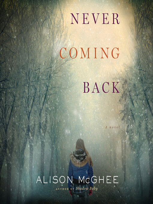 Cover of Never Coming Back