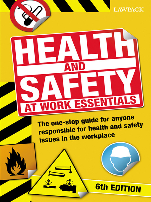 Title details for Health & Safety at Work Essentials by Mary Duncan - Available