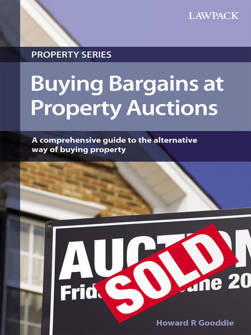 Title details for Buying Bargains at Property Auctions by Howard Gooddie - Available