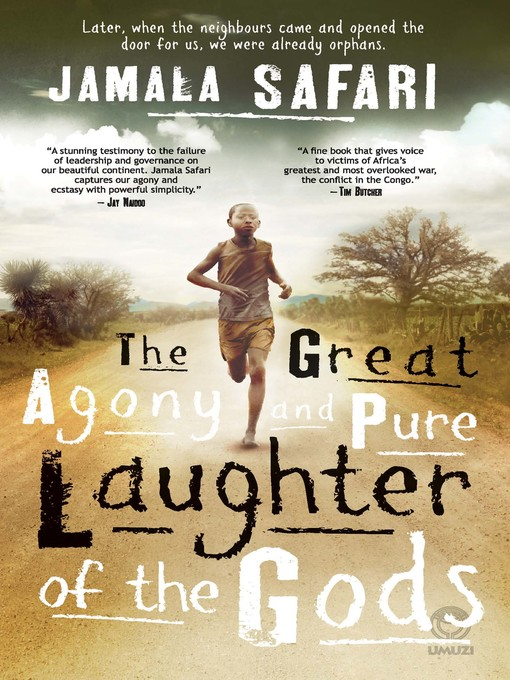 Cover image for The Great Agony & Pure Laughter of the Gods