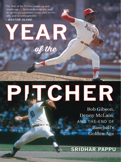 Title details for Year of the Pitcher by Sridhar Pappu - Available