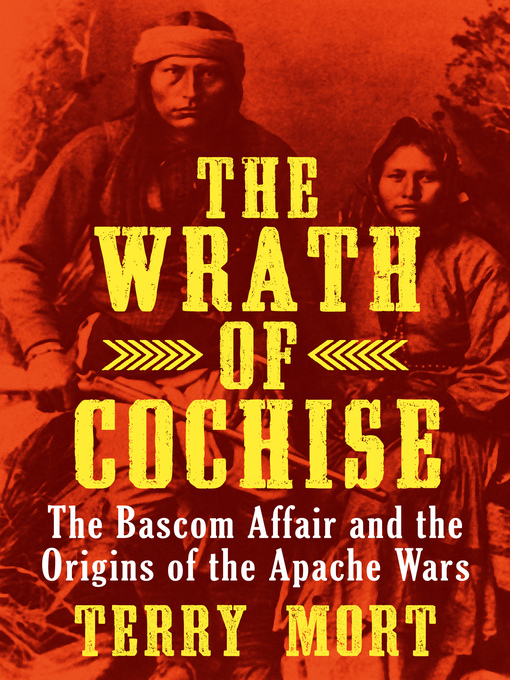 Cover of Wrath of Cochise