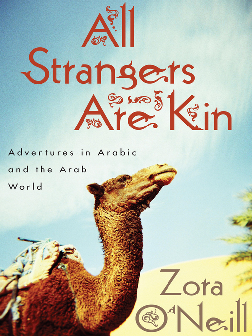 Title details for All Strangers Are Kin by Zora O'Neill - Available