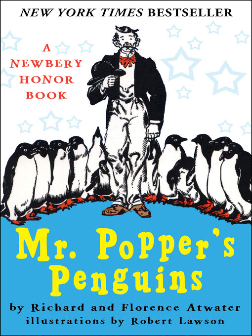 Title details for Mr. Popper's Penguins by Richard Tupper Atwater - Wait list