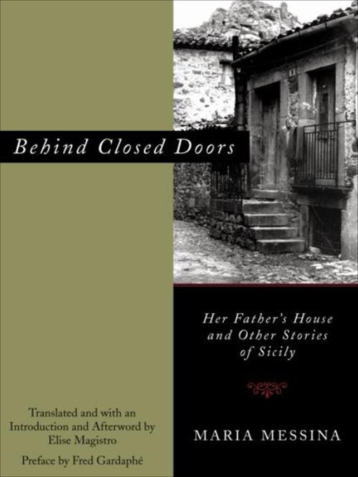 Title details for Behind Closed Doors by Maria Messina - Available