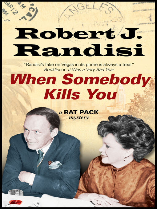 Cover of When Somebody Kills You