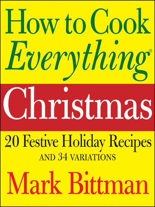 Title details for How to Cook Everything by Mark Bittman - Available
