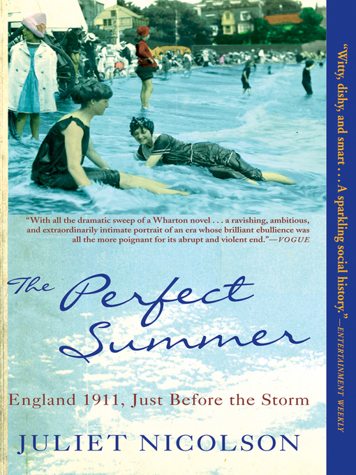 Title details for The Perfect Summer by Juliet Nicolson - Available