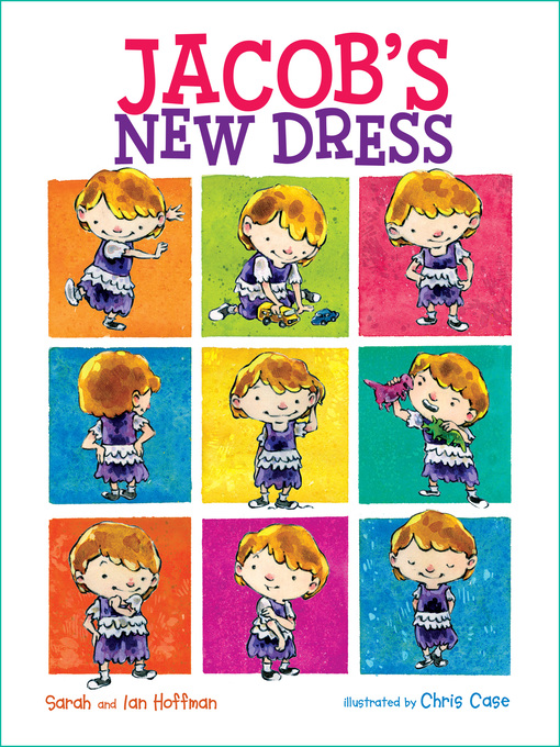 Title details for Jacob's New Dress by Sarah Hoffman - Available