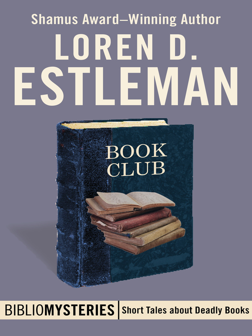 Title details for Book Club by Loren D. Estleman - Wait list