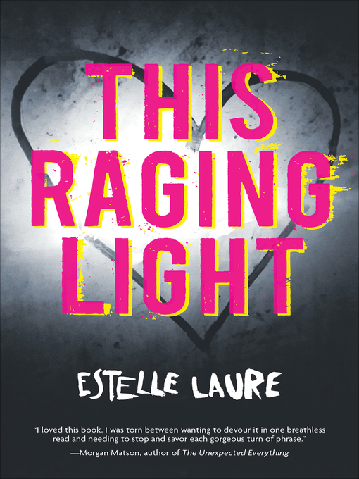 Cover image for This Raging Light