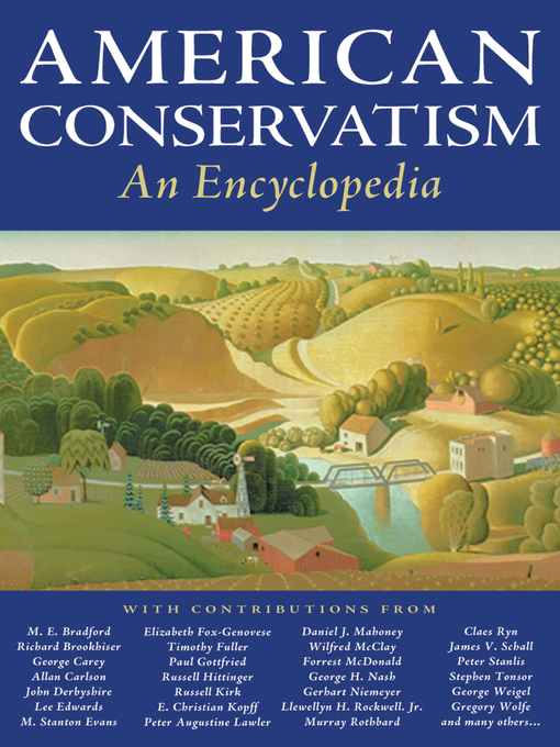american conservatism This timeline of modern american conservatism lists important events, developments, and occurrences which have significantly affected conservatism in the united states with the decline of the conservative wing of the democratic party after 1960,.
