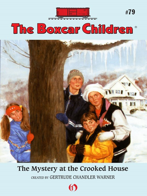 Kids Mystery At The Crooked House Kentucky Libraries Unbound